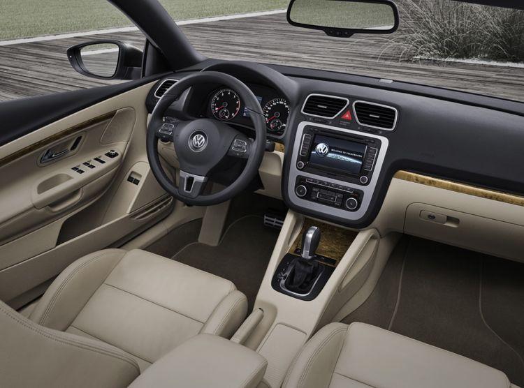 Volkswagen Eos 2011 Preis Ab 27975 Euro