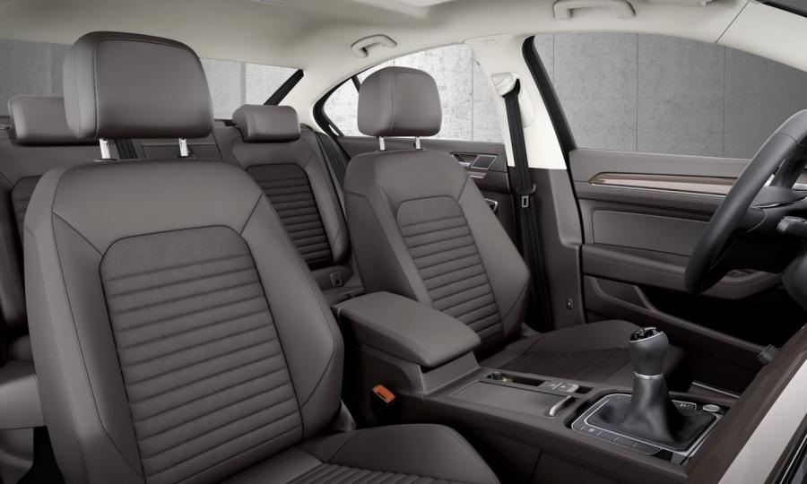 Der neue Volkswagen Passat und Passat Variant (2015)