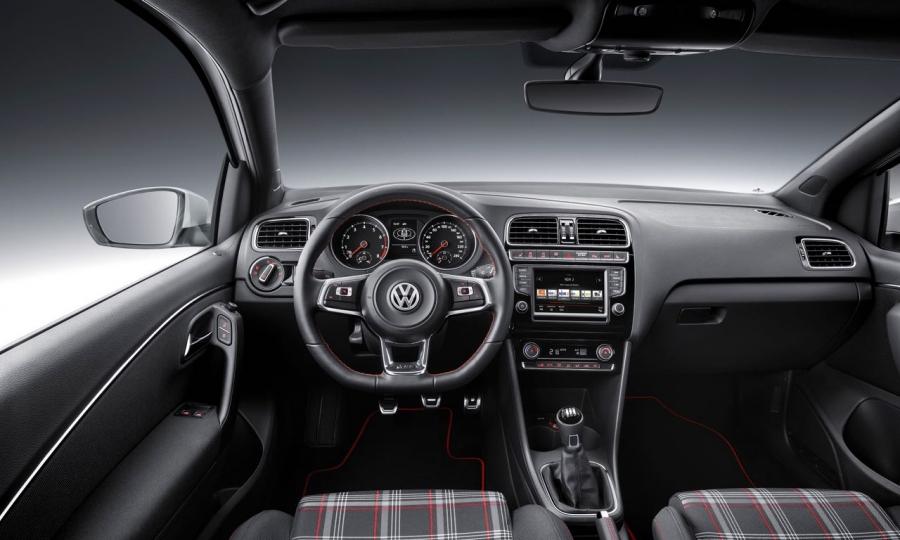Volkswagen Polo GTI (2015)