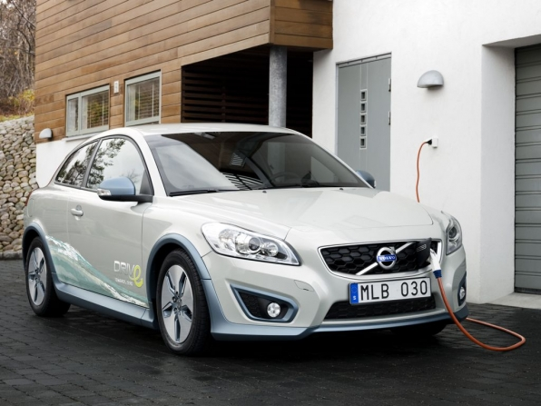 Volvo C 30 Electric: