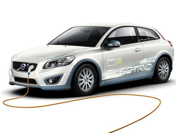 Volvo C30 Drive Electric 2010