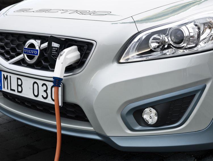 Volvo C30 Drive Electric 2010