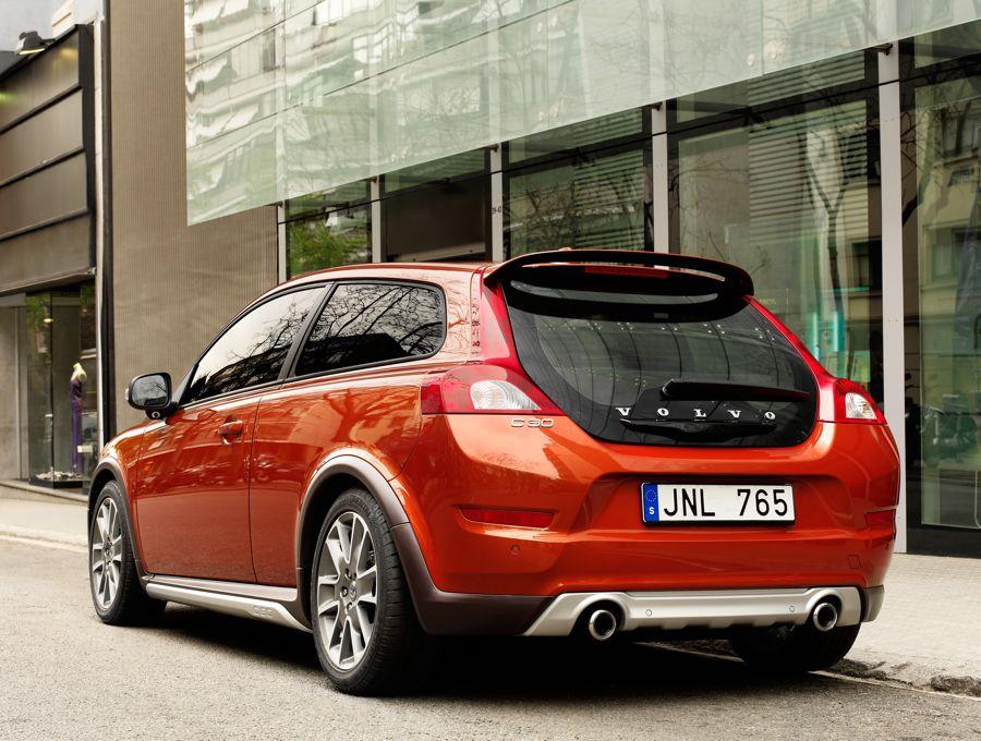 Volvo C30 Flexifuel 2010