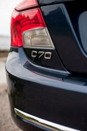 Volvo C70 (2012)