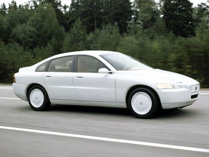 Volvo Ecc Hybrid 1992
