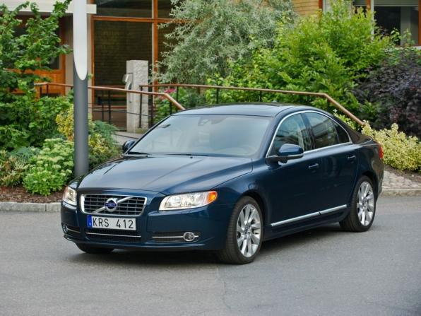 Volvo S80 (2012)