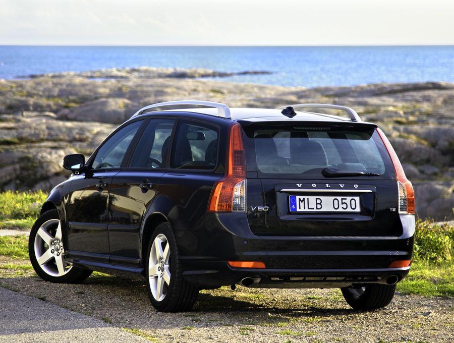Volvo V50 Flexifuel 2010