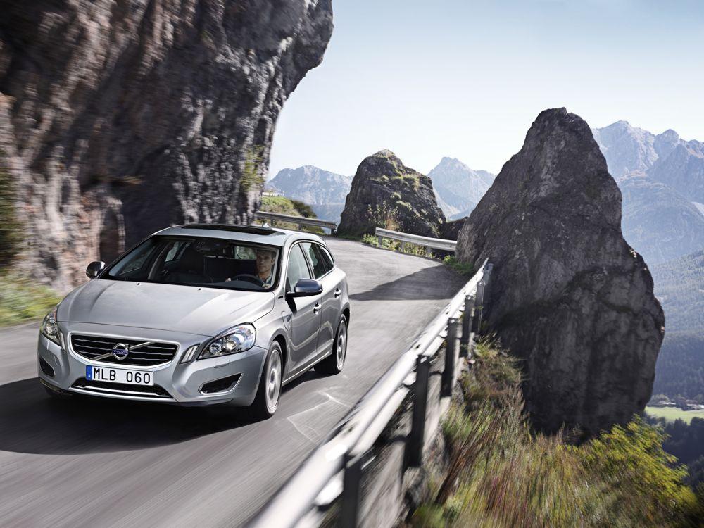 Volvo V60 Plug-in-Hybrid: Preise, Bilder und Markteinführung