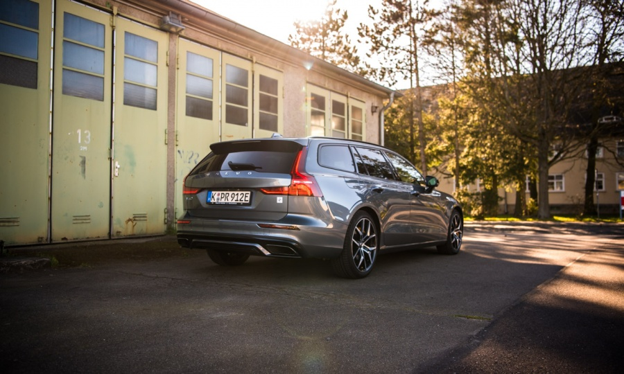 Volvo V60 Polestar Engineered im Test