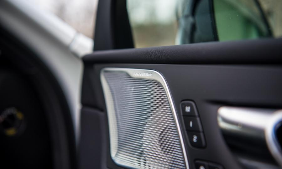 Volvo XC60 T8 Recharge AWD Polestar Engineered DETAILS