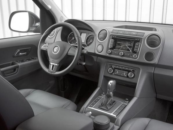 VW Amarok (2012)