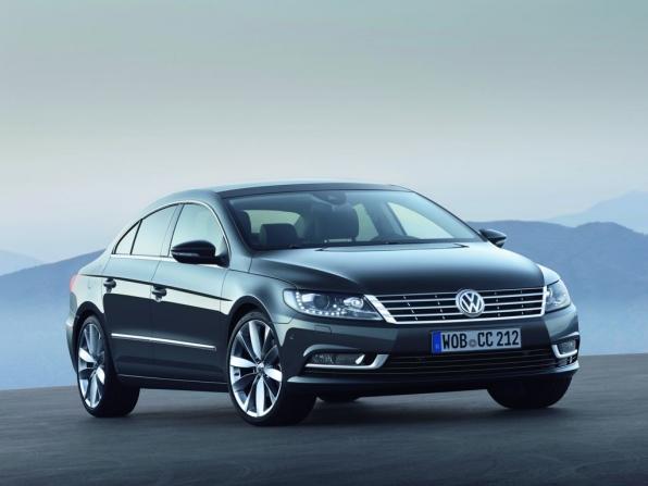 VW CC (2012)