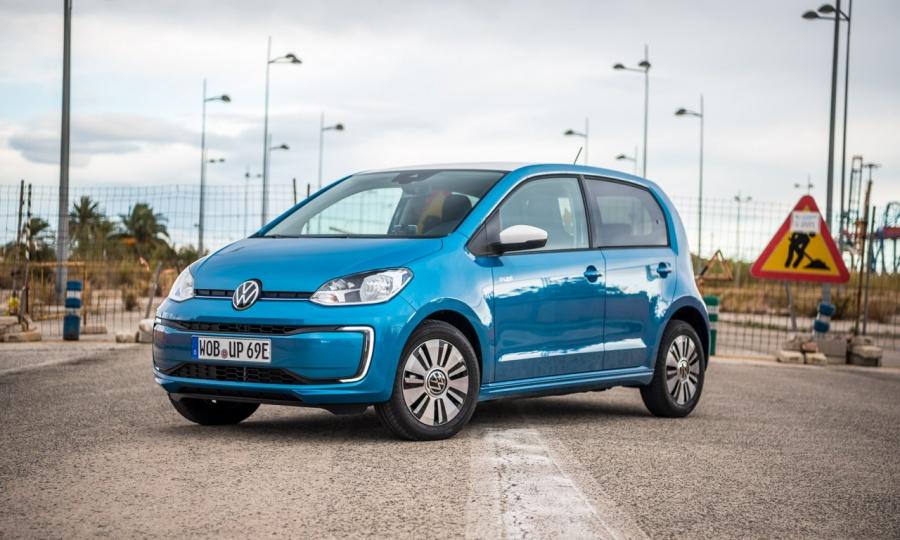 VW e-up! (2020) - Details