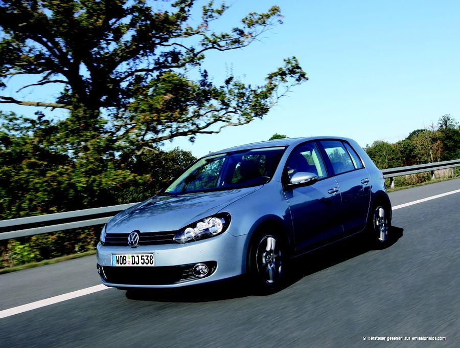 Vw Golf 6 Bifuel 2009