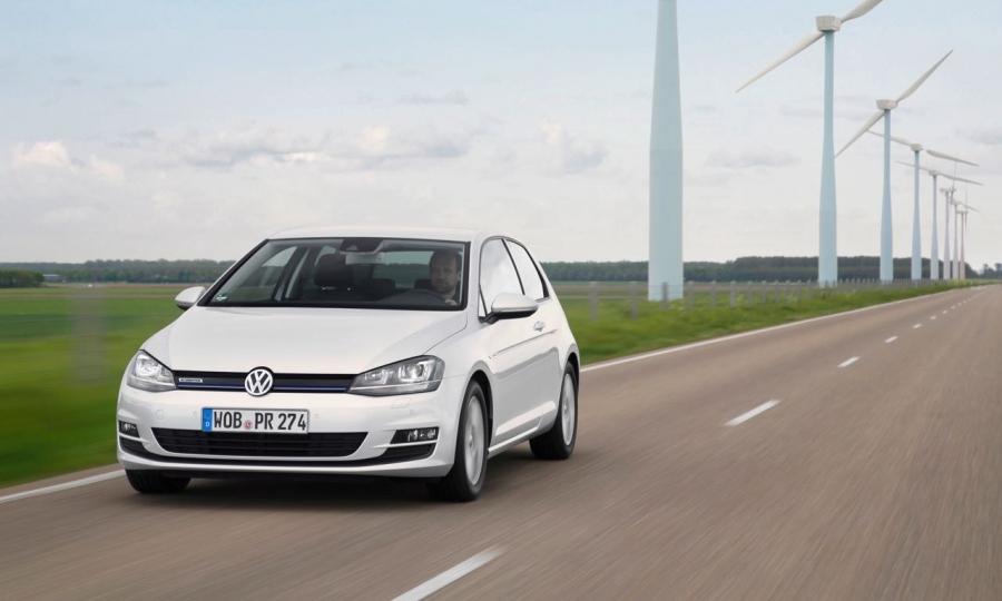 VW Golf BlueMotion 1.0 TSI