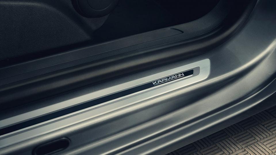 VW Golf Cabrio Karmann Einstiegsleiste
