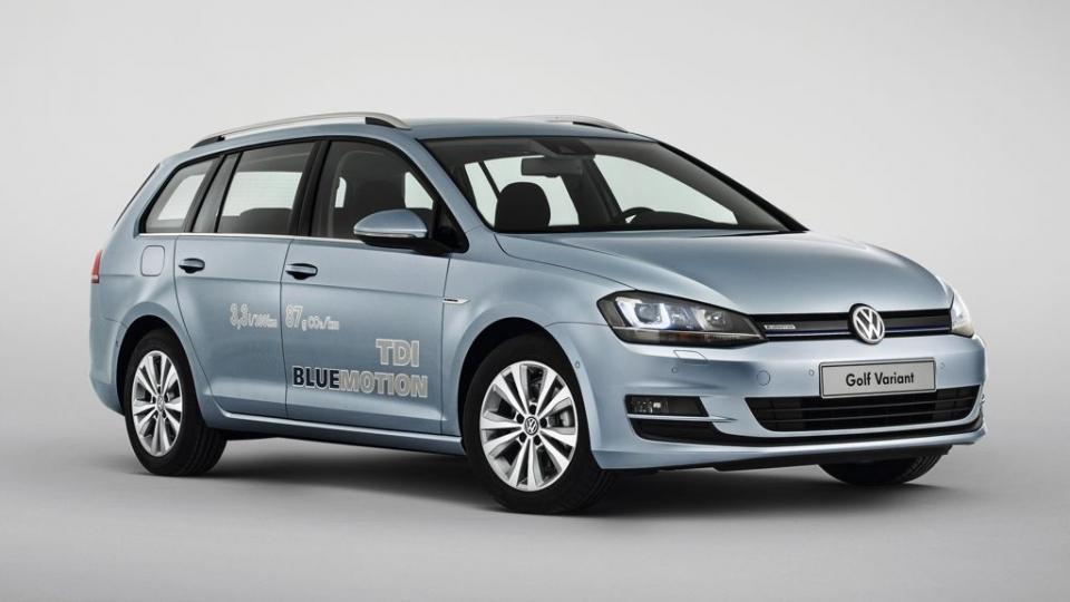 VW Golf Variant (2014)