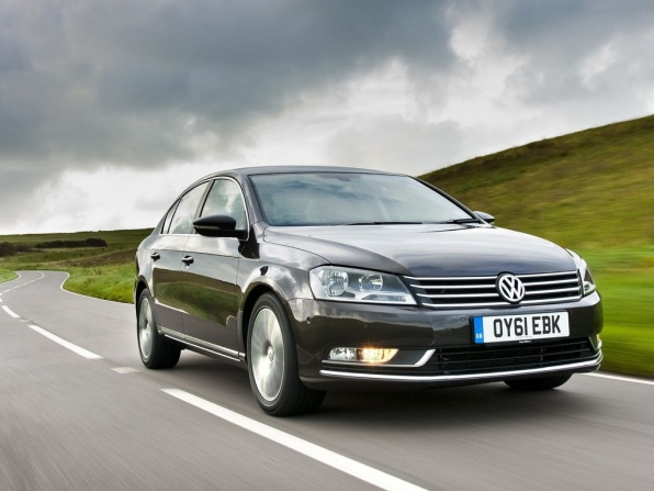 VW Passat BlueMotion (2012)