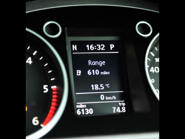 VW Passat BlueMotion (2012)