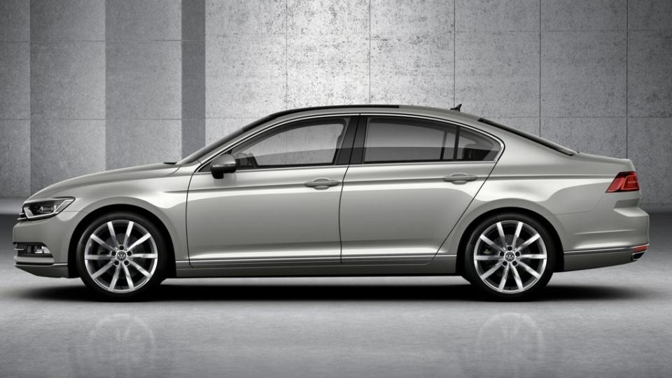 VW Passat (2014)