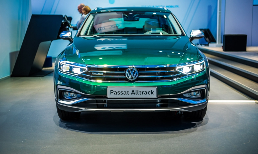 VW Passat B8 Facelift (2019)
