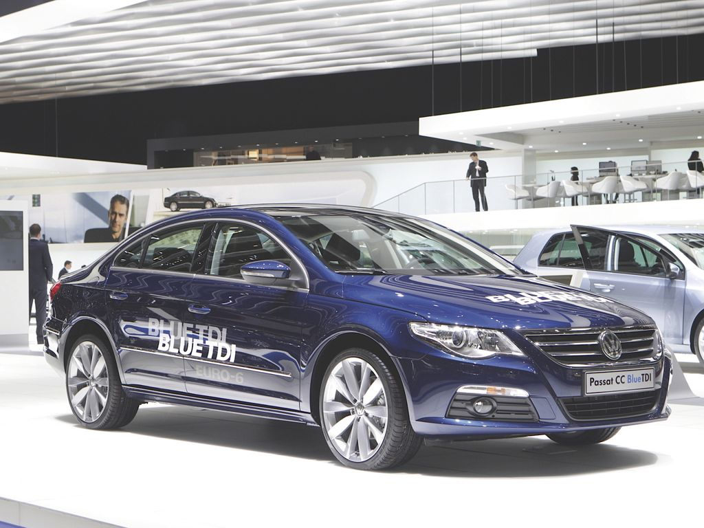 Verbrauch: VW Passat BlueTDI Highline (Mj 2011)