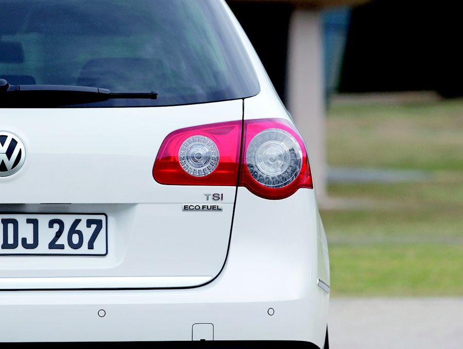 Vw Passat Ecofuel 2009