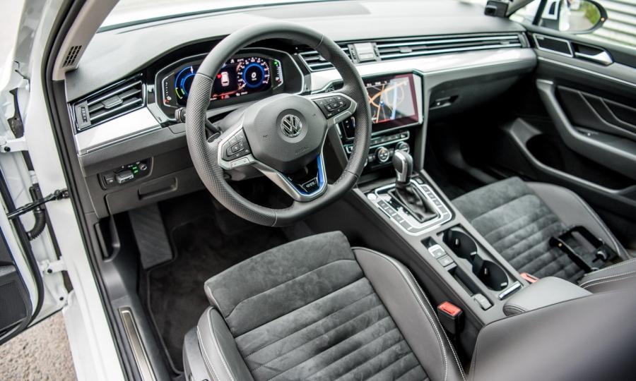 VW Passat R-Line und GTE (2019)