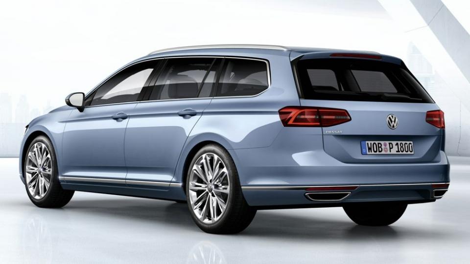 VW Passat Variant (ab MJ 2014)