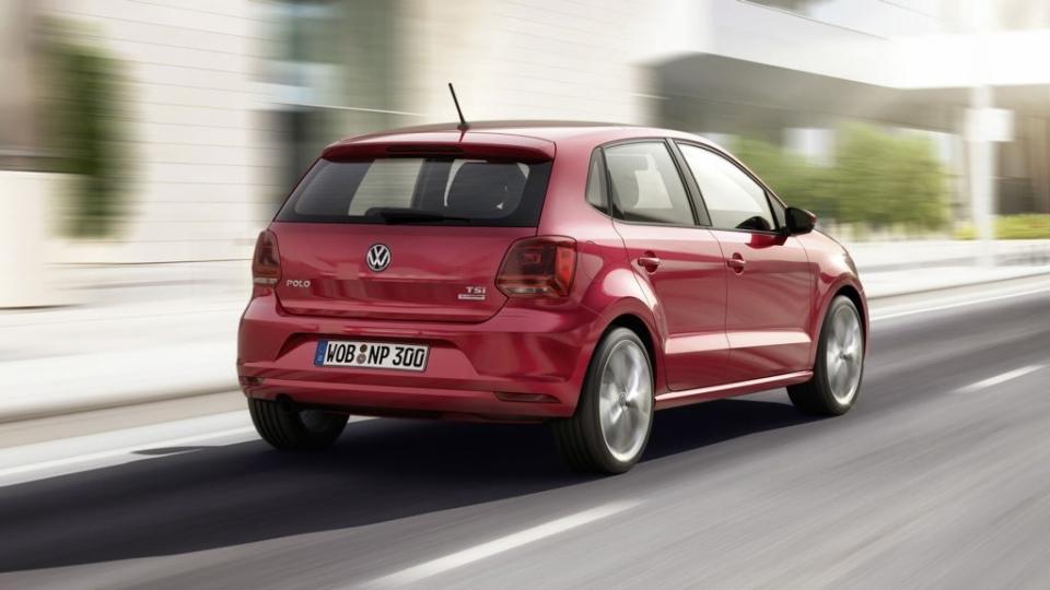 VW Polo (2014)