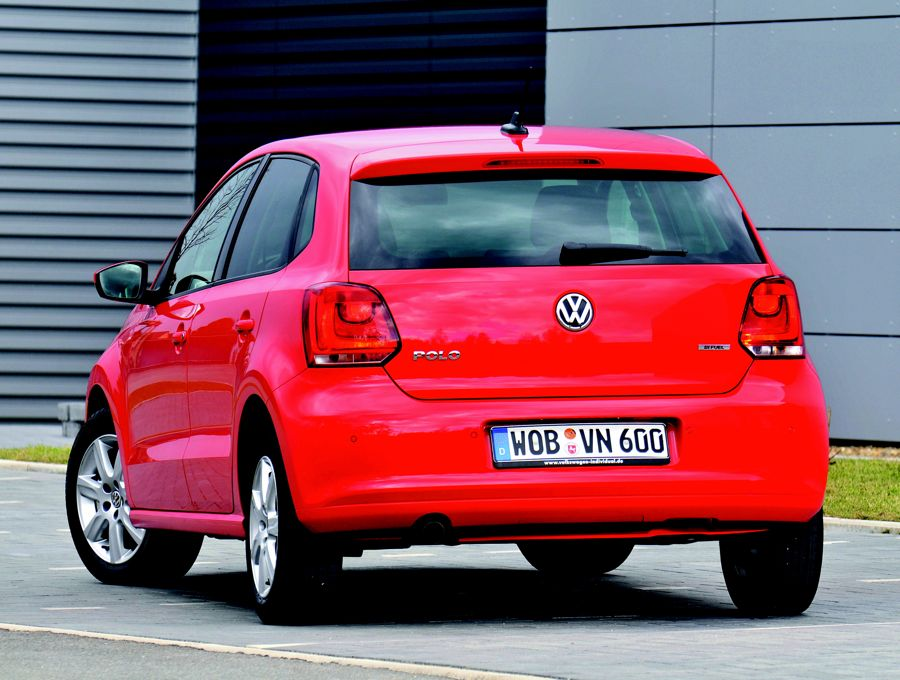 Vw Polo Bifuel 2010