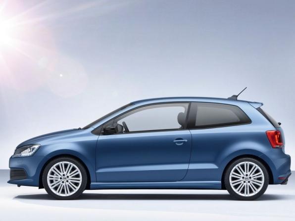 VW Polo BlueGT (2013)