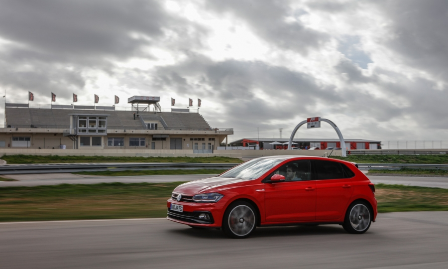 VW Polo GTI Test