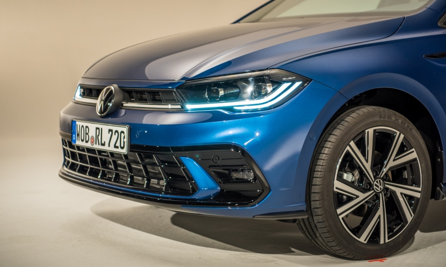 VW Polo R-Line und Style (Facelift)