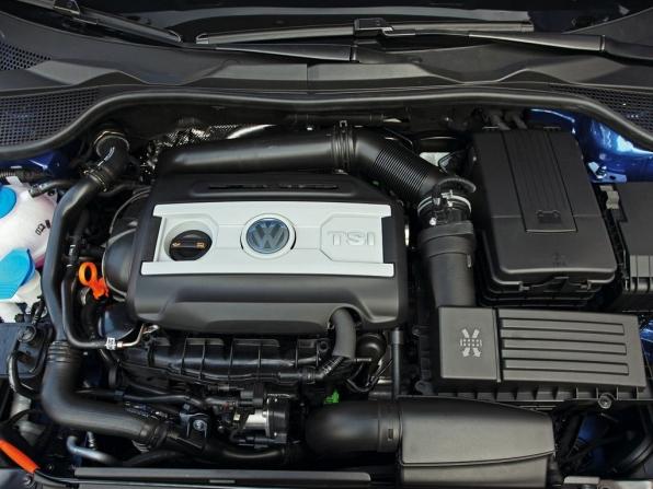 VW Scirocco (2012)