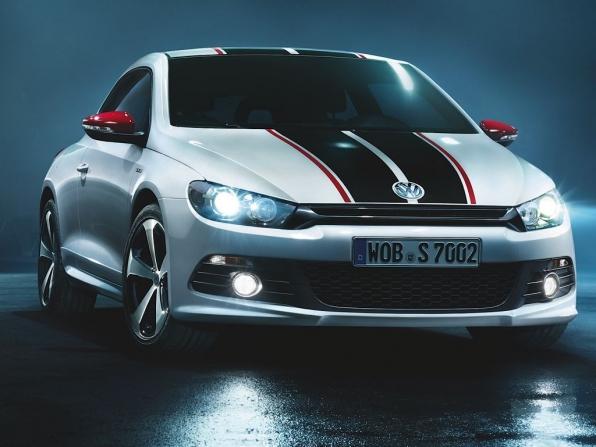 VW Scirocco GTS Concept (2012)