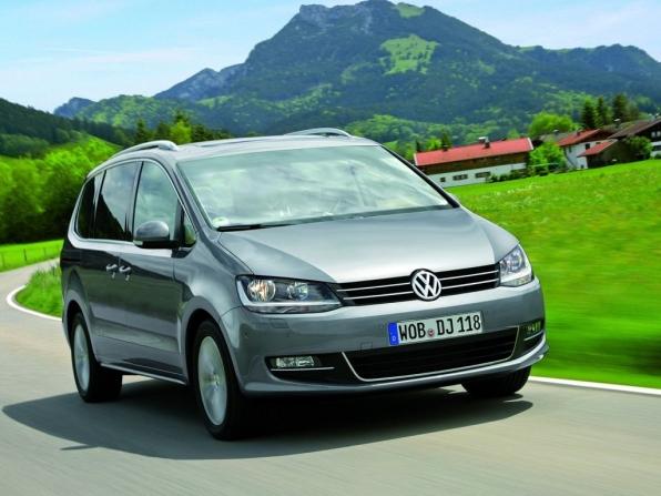 VW Sharan (2012)