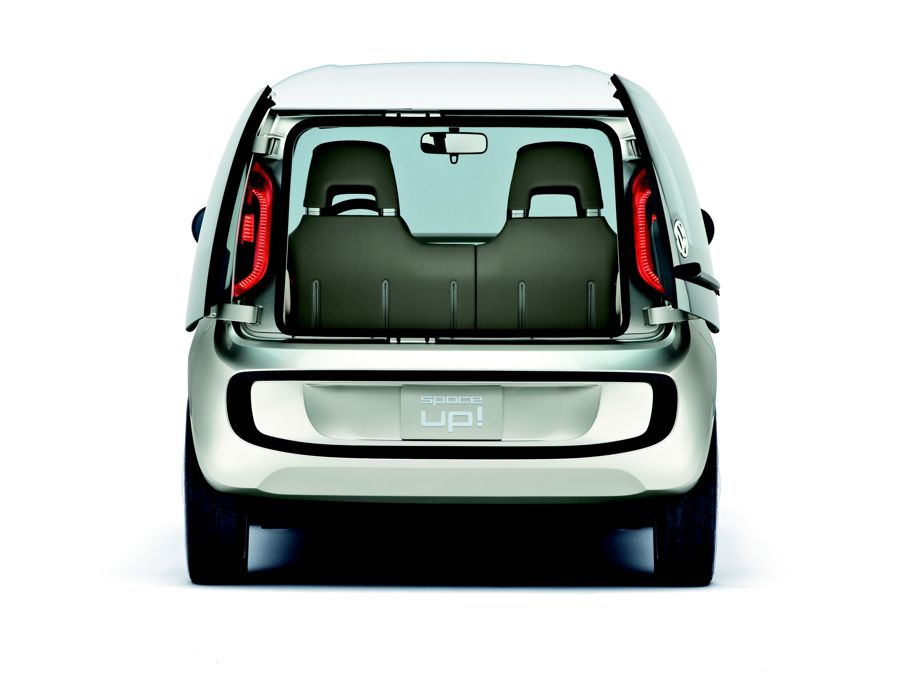 Vw Space Up Blue 2007
