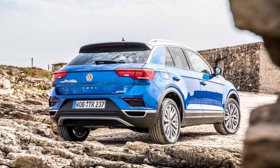 VW T-Roc 2.0 TDI (190 PS) im Test