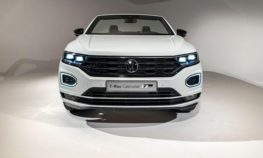 VW T-Roc Cabriolet (2019)