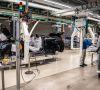 VW T-Roc Cabriolet Fertigung Osnabrück Rundgang Werkhallen