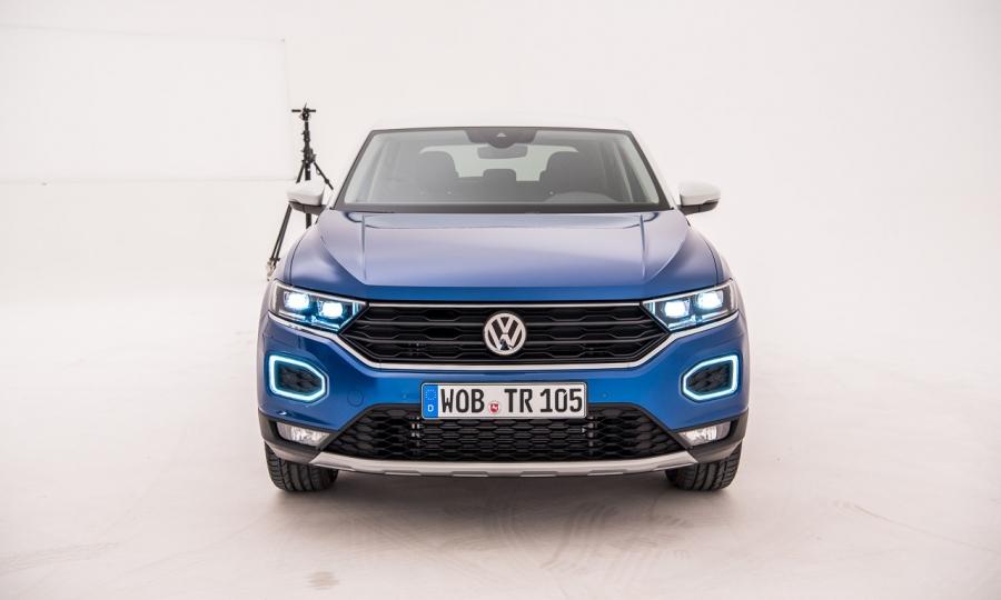 VW T-Roc: erste Bilder und Details