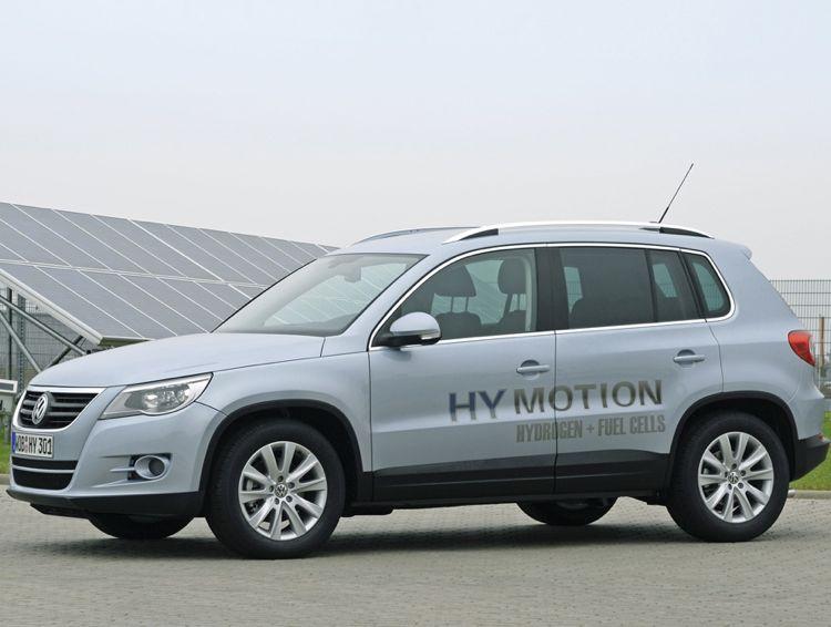 Vw Tiguan Hymotion 2007