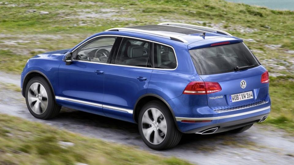 VW Touareg (ab 2014)