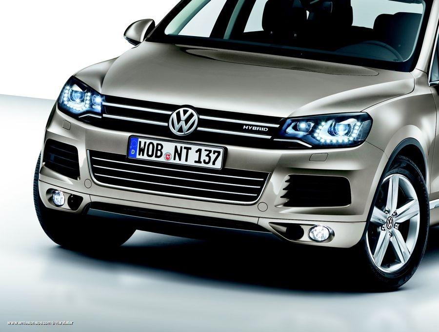 VW Touareg Hybrid (Mj 2010)