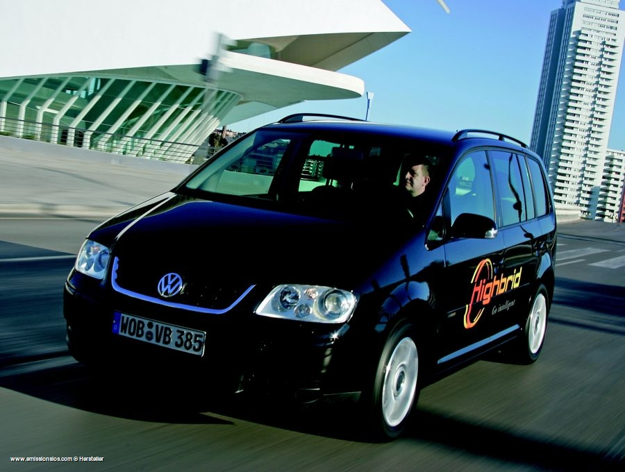 Vw Touran Eco Power Ii Hybrid 2006