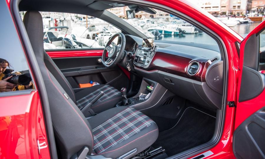 VW up! GTI (2018) im Test