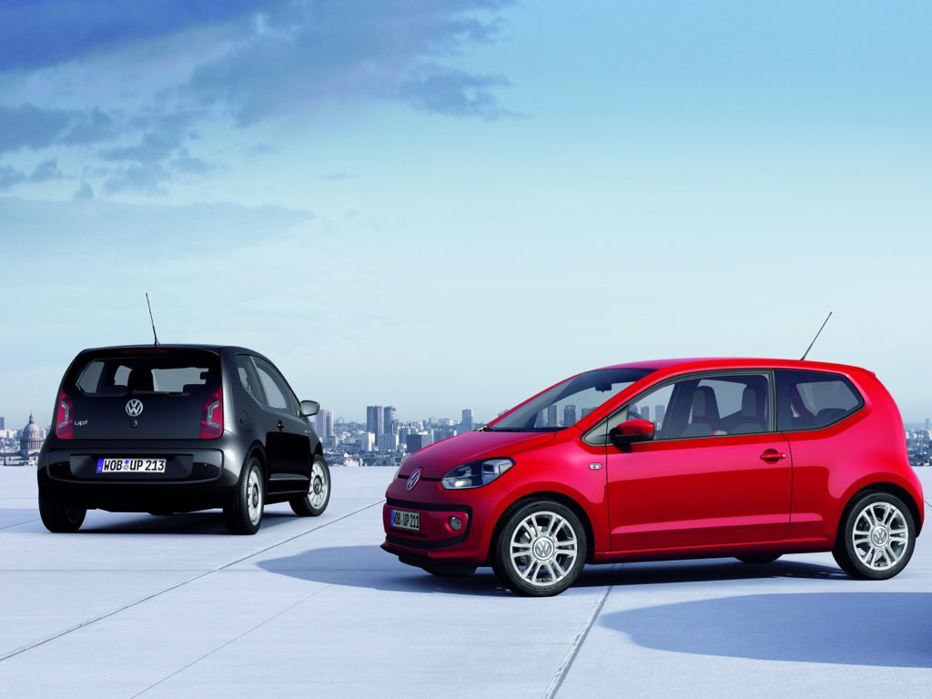 VW up (Mj 2012)
