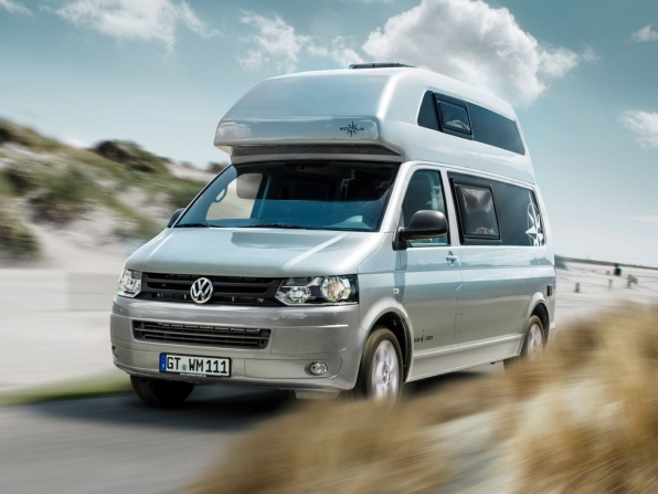 Westfalia Club Joker auf Basis T5