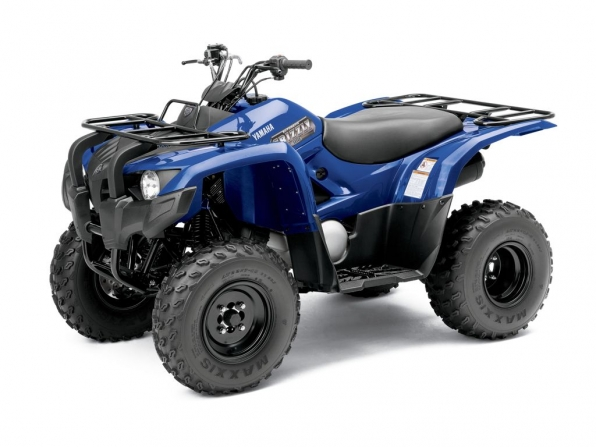 Yamaha Grizzly 300 (2012)